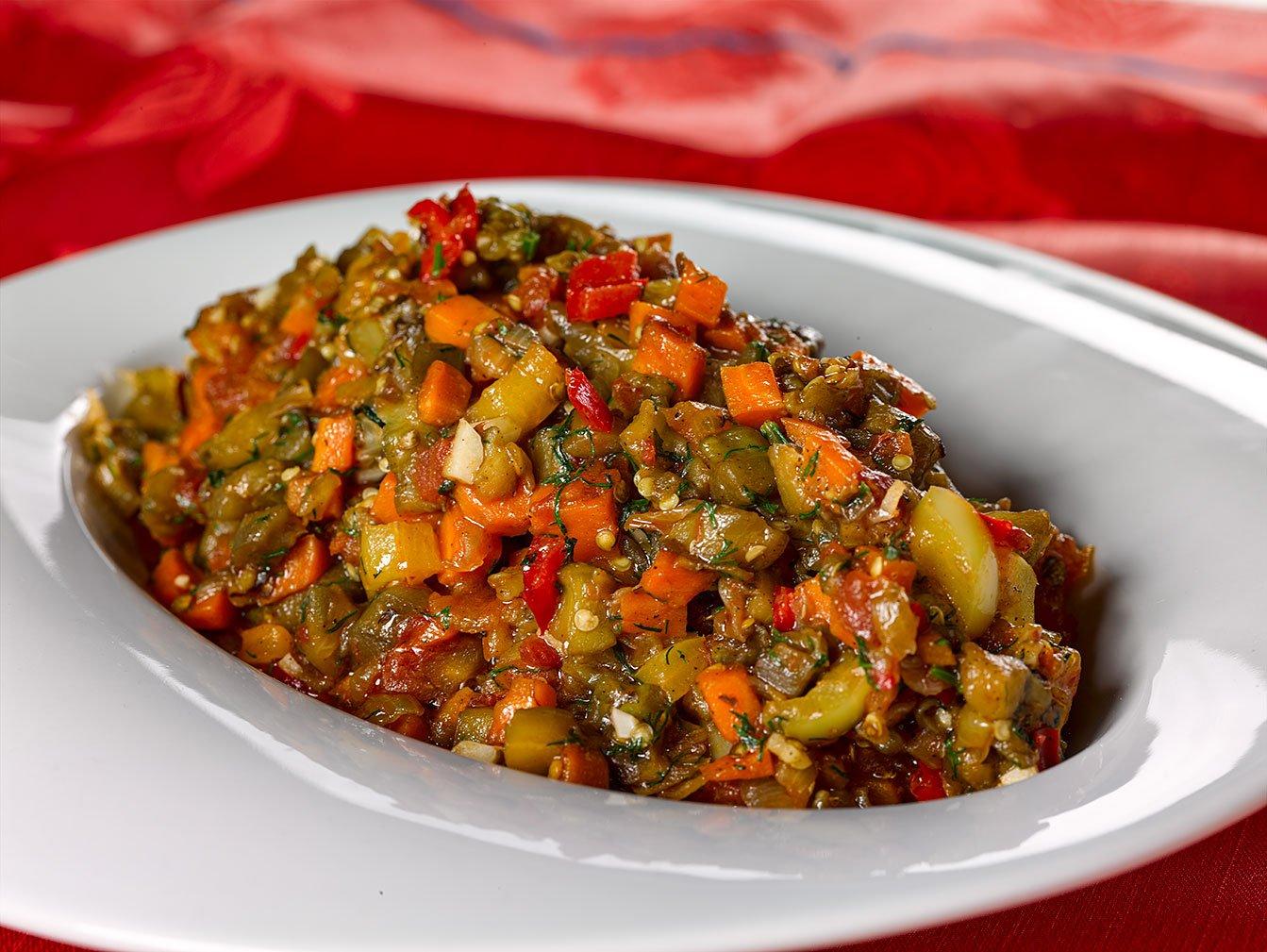 Пошаговые рецепты приготовления баклажанов