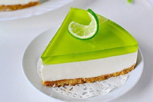 Желейные торты фото рецепты
