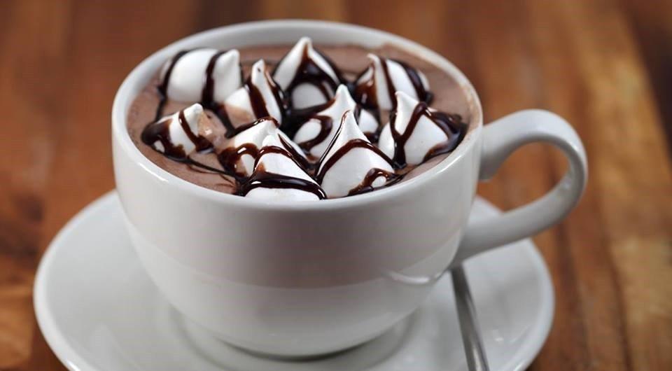какао с маршмеллоу рецепт с фото