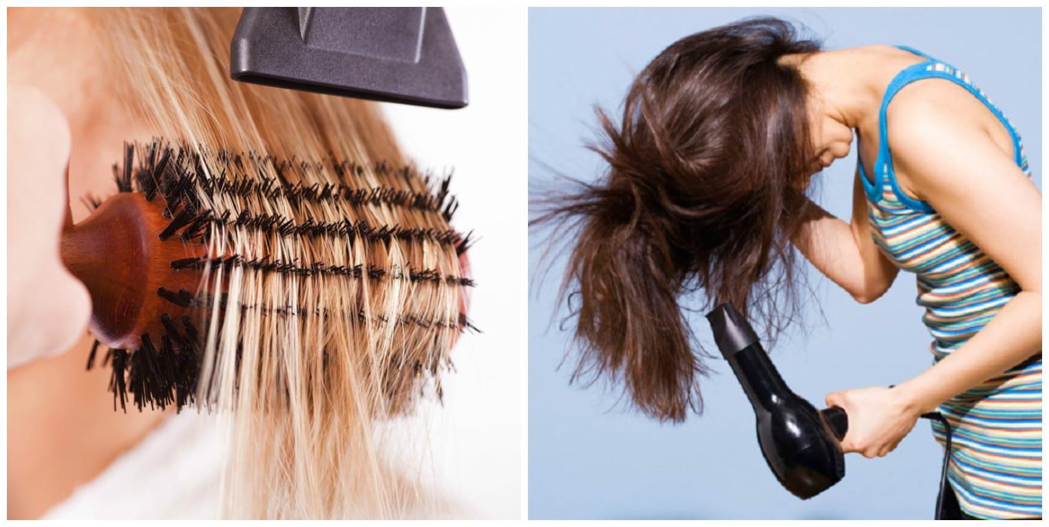 Что сделать для объема волос в домашних условиях 55