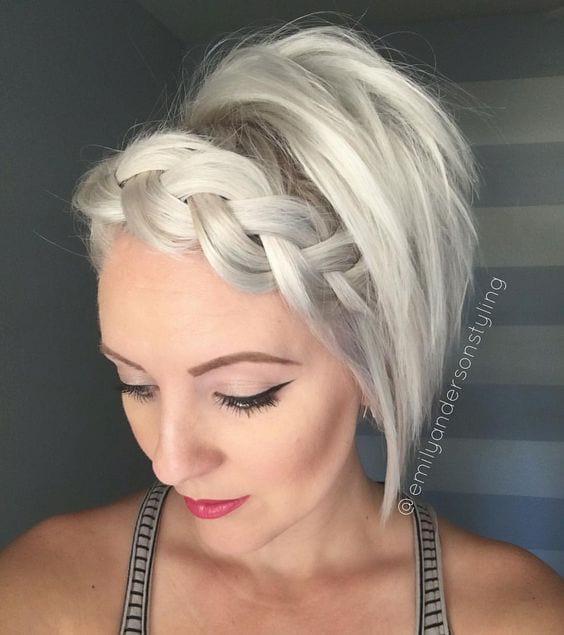 15 стильных вариантов объемных стрижек на средние волосы - WB-Club