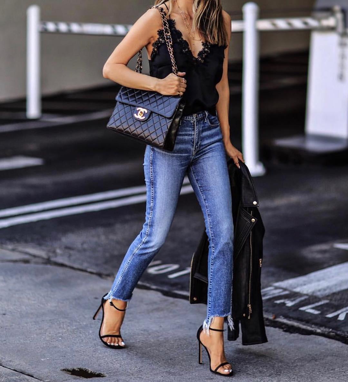 Как модно подворачивать джинсы в 2018